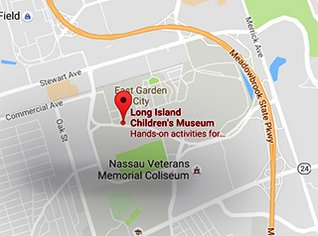 Google Map image of Museum location.