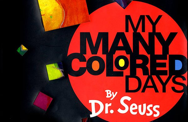 "Book ""My Many Colored Days."""
